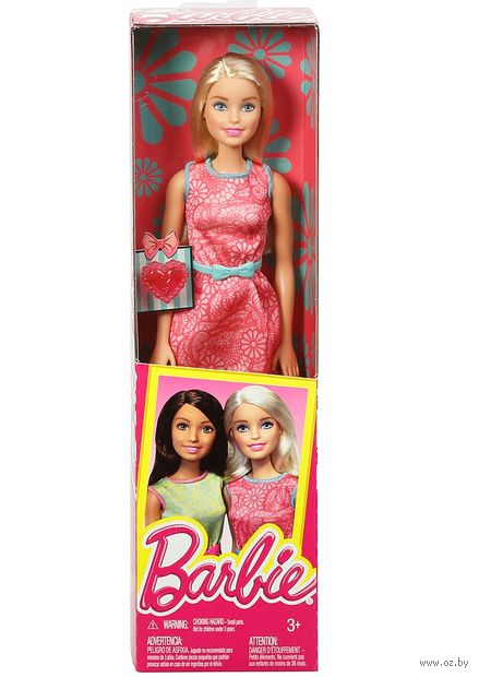 "Кукла ""Барби. Модная одежда"" (арт. DGX62) — фото, картинка"