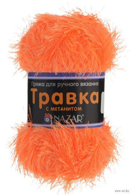"Пряжа ""NAZAR. Травка с метанитом №2012"" (100 г; 115 м) — фото, картинка"