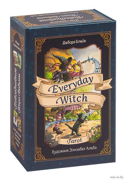 Everyday Witch Tarot (+ 78 карт) — фото, картинка