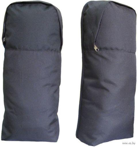 Навесные карманы (10 л; 2 шт.; чёрные) — фото, картинка