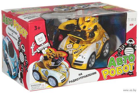 """Игрушка на радиоуправлении """"Авто Робот"""" (арт. ZYC-0858-3B)"""