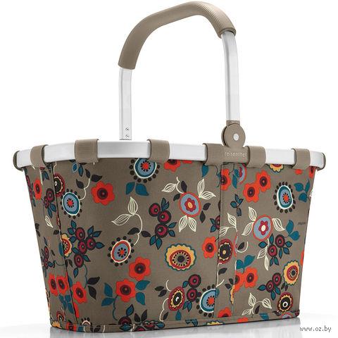 """Корзина """"Carrybag"""" (berry khaki)"""
