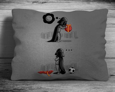 """Подушка """"Звездные Войны"""" (арт. 2; 28х38 см) — фото, картинка"""