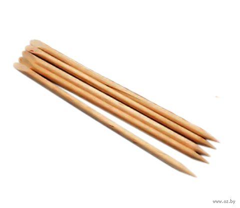 Деревянные палочки для маникюра (5 шт.) — фото, картинка