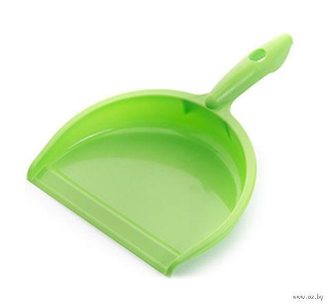 """Совок для мусора пластмассовый """"Smart"""" (салатный) — фото, картинка"""