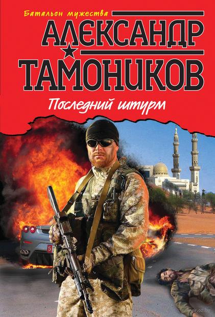 Последний штурм (м). Александр Тамоников