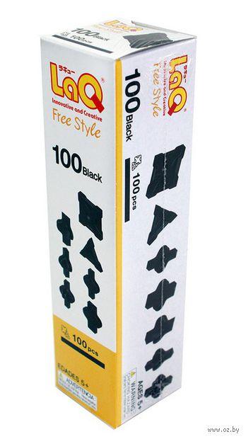 "Конструктор ""LaQ. Free Style 100 Black"" (100 деталей)"