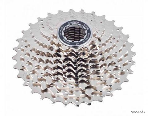 Кассета для велосипеда HG500 (10 скоростей; звёзды 11-32) — фото, картинка