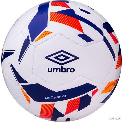 """Мяч футбольный Umbro """"Neo Trainer"""" 20952U №5 — фото, картинка"""