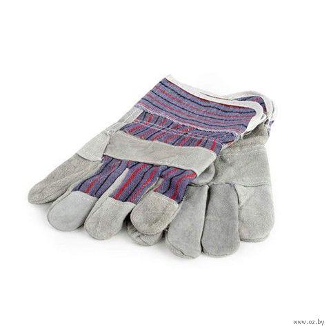 Перчатки текстильные для садовых работ (1 пара; 24,5х13,5 см)
