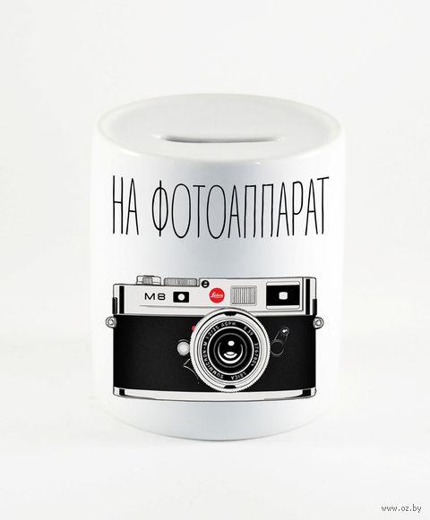 """Копилка """"На фотоаппарат"""" (арт. 106) — фото, картинка"""