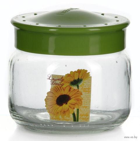 Банка для сыпучих продуктов стеклянная (400 мл; арт. 171018-000)