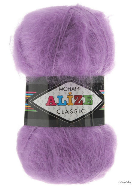 ALIZE. Mohair Classic №47 (100 г; 200 м) — фото, картинка