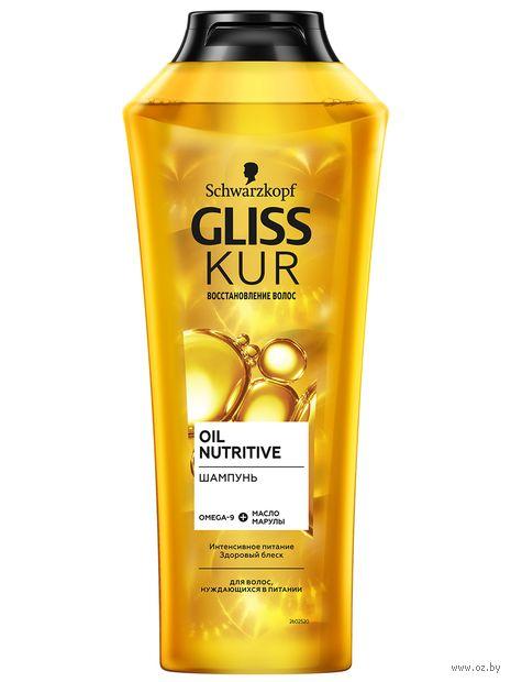 "Шампунь для волос ""Oil Nutritive"" (250 мл) — фото, картинка"