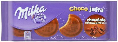 """Печенье """"Milka. С шоколадным муссом"""" (128 г) — фото, картинка"""