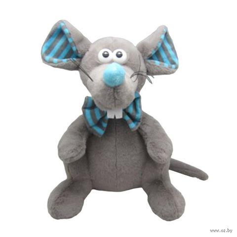 """Мягкая игрушка """"Мышь Джентельмен"""" (25 см) — фото, картинка"""