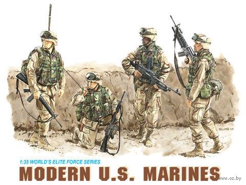 """Набор миниатюр """"Modern U.S. Marines"""" (масштаб: 1/35) — фото, картинка"""