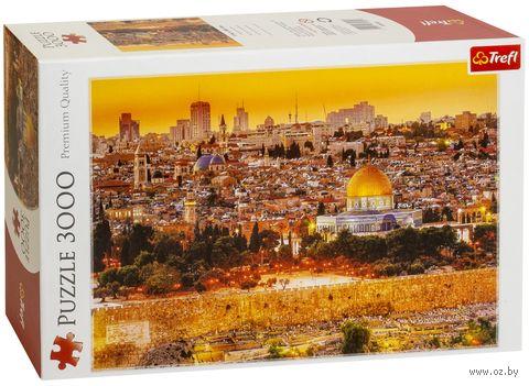 "Пазл ""Крыши Иерусалима"" (3000 элементов) — фото, картинка"