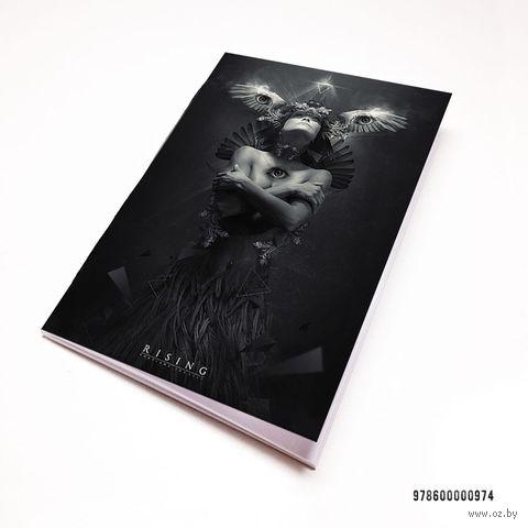 """Блокнот """"Rising"""" (А7; арт. 974) — фото, картинка"""