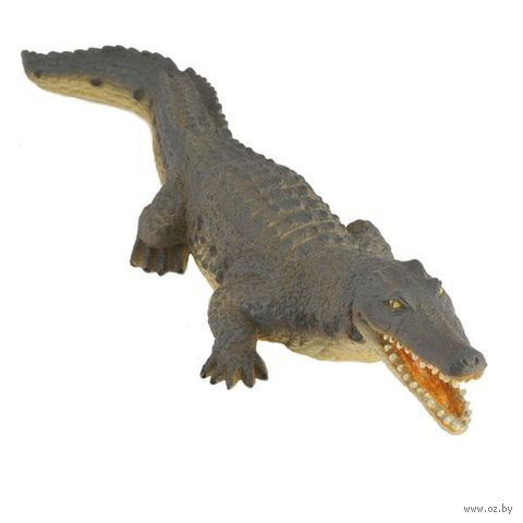 """Фигурка """"Нильский крокодил"""" (4 см)"""