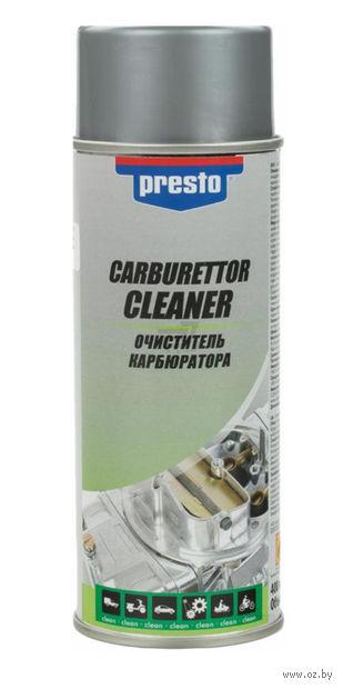 Очиститель карбюратора Presto (0,4 л) — фото, картинка