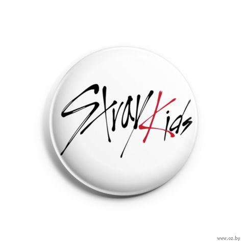 "Значок маленький ""Stray Kids"" (арт. 384) — фото, картинка"
