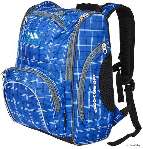 Рюкзак П3065 (19 л; синий) — фото, картинка