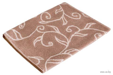 "Полотенце махровое ""Форест. Листья"" (35х70 см) — фото, картинка"