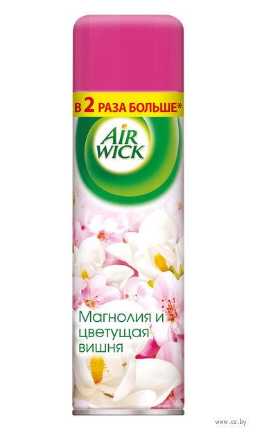 """Освежитель воздуха Air Wick """"Магнолия и цветущая вишня"""" (500 мл)"""