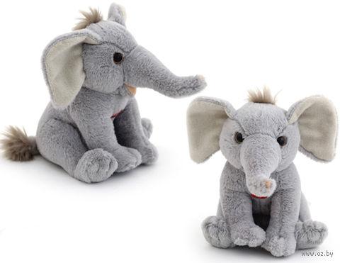 "Мягкая интерактивная игрушка ""Wiki Zoo. Слоник"""