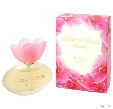 """Парфюмерная вода для женщин """"Fleur De Paris. Camelia"""" (50 мл) — фото, картинка"""