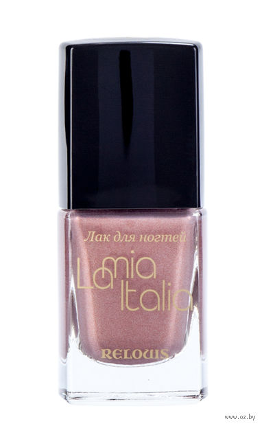 "Лак для ногтей ""La Mia Italia"" (тон: 22) — фото, картинка"