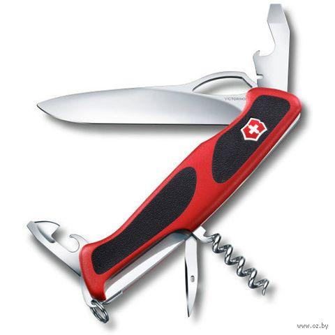 """Нож """"RangerGrip 61"""" (11 функций; красно-чёрный) — фото, картинка"""