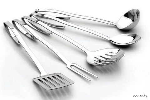 """Набор кухонных инструментов """"Neo"""" (6 предметов) — фото, картинка"""