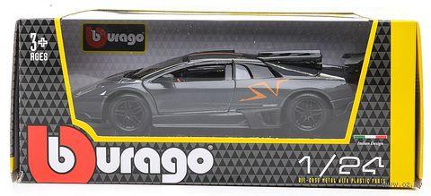 "Модель машины ""Bburago. Lamborghini Murcielago LP 670-4 SV China Limited Edition"" (масштаб: 1/24) — фото, картинка"