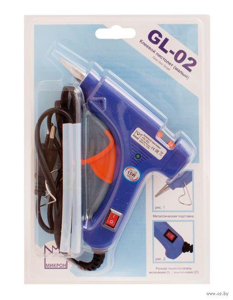 Клеевой пистолет (арт. GL-02) — фото, картинка