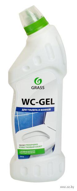 """Средство для чистки ванны и туалета """"WC-gel"""" (750 мл) — фото, картинка"""