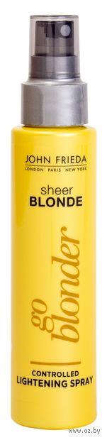"""Спрей для волос """"Go Blonder. Осветляющий"""" (100 мл) — фото, картинка"""