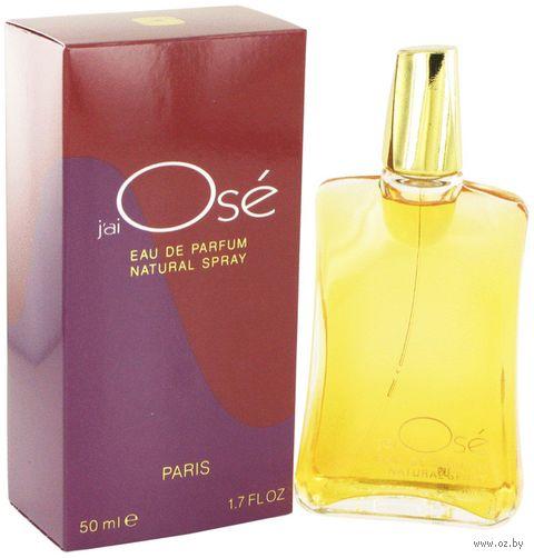 "Парфюмерная вода для женщин ""J'ai Ose"" (50 мл) — фото, картинка"