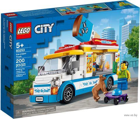 "LEGO City ""Грузовик мороженщика"" — фото, картинка"