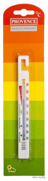 Термометр комнатный в пластмассовом корпусе (арт. 410019) — фото, картинка