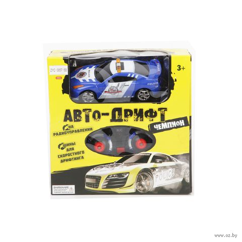 """Автомобиль на радиоуправлении """"Авто-Дрифт"""" (арт. ZYC-0857-5B)"""