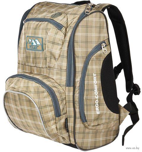 Рюкзак П3065 (19 л; бежевый) — фото, картинка