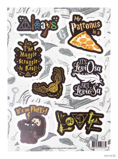 "Набор виниловых наклеек ""Harry Potter. Always"" — фото, картинка"