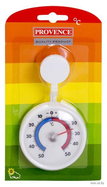 Термометр наружный в пластмассовом корпусе (арт. 410003) — фото, картинка