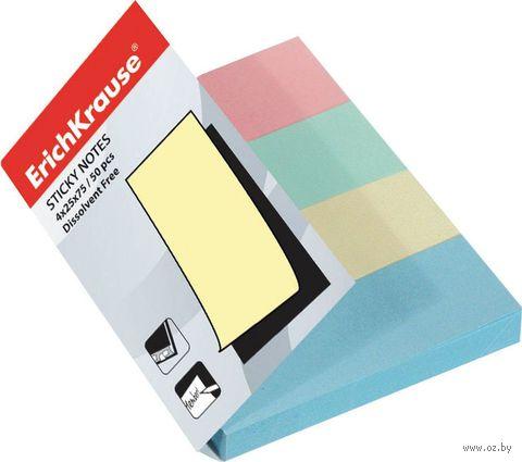 Набор флажков с клеевым краем (4х25х75 мм)