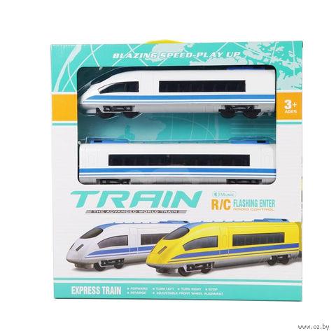 """Поезд на радиоуправлении """"Train"""""""