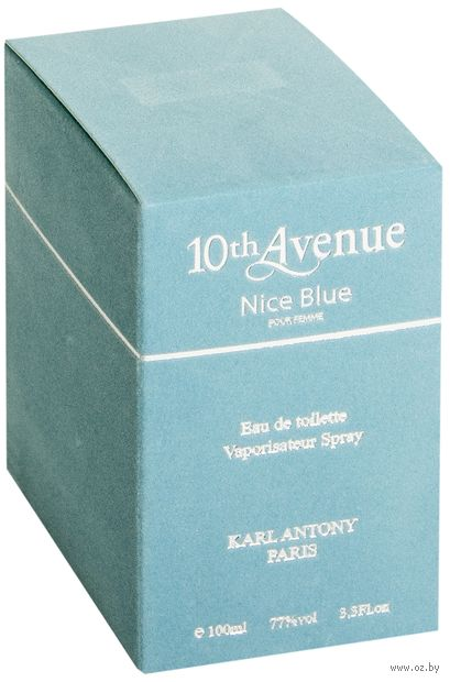 "Туалетная вода для женщин ""Nice Blue"" (100 мл)"