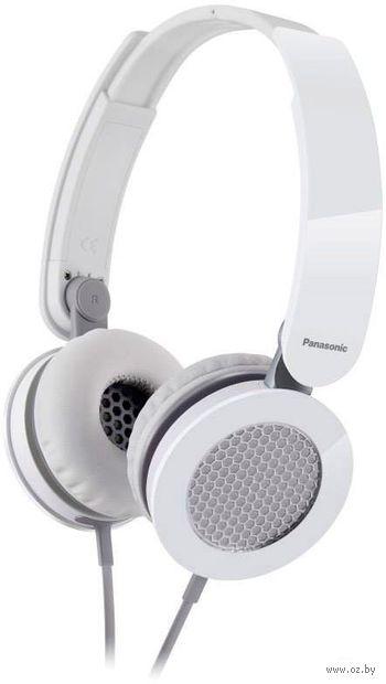 Гарнитура Panasonic RP-HXS200ME-W (белая) — фото, картинка
