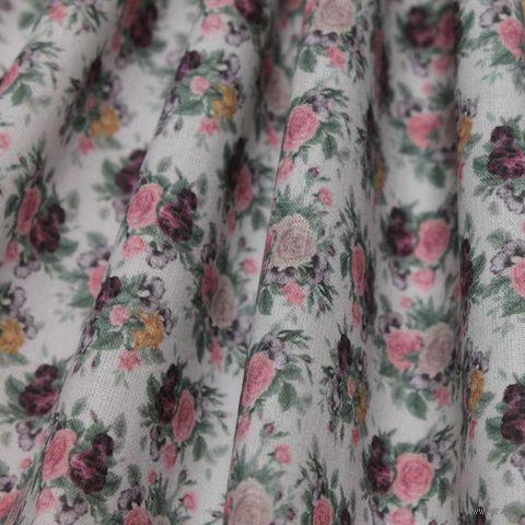 """Ткань """"Старинные розы"""" — фото, картинка"""